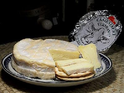 Photo Blythedale Camembert Food