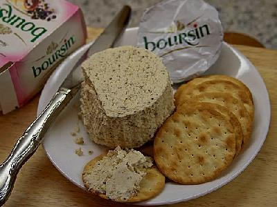 Photo Boursin Cheese Food