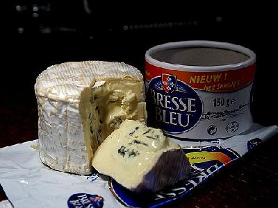 Photo Bresse Bleu Cheese Food