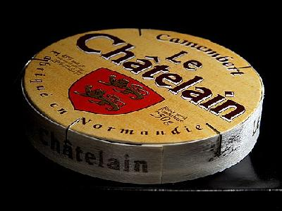Photo Camembert Cheese Box Food