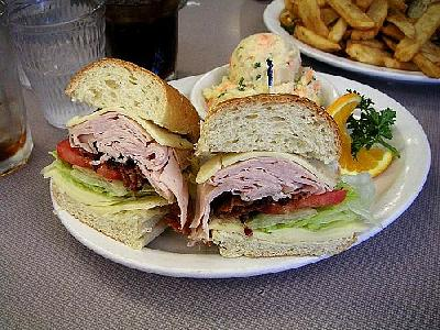 Photo Deli Sandwiches Food