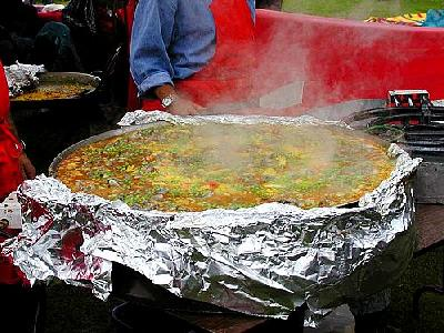 Photo Ethnic Fair 2 Food