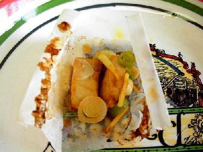 Photo Food Plate 3 Food
