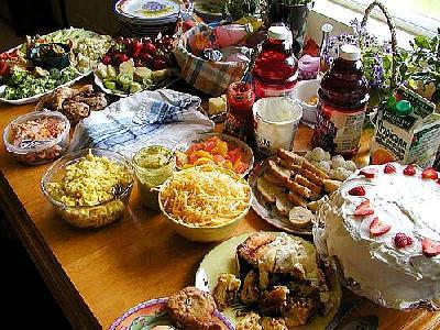 Photo Food Table 3 Food