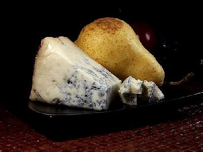 Photo Gorgonzola Cheese Food