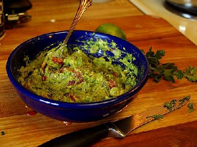 Photo Guacamole Food