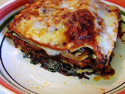 Photo Lasagna Food