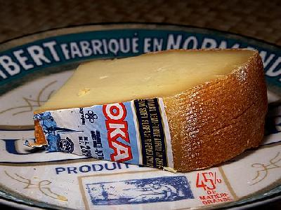 Photo Oka Cheese Food