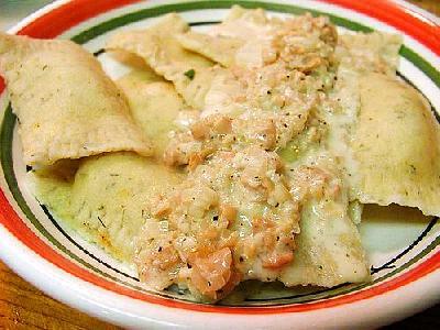 Photo Ravioli Food