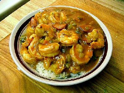 Photo Shrimp Gumbo Food