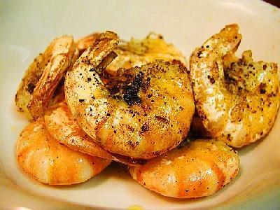 Photo Shrimp Tapas Food