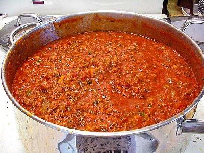 Photo Spaghetti Food