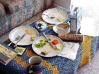 Photo Thanksgiving Breakfast Food