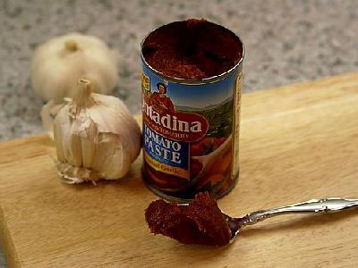 Photo Tomato Paste Food