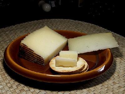 Photo Zamorano Cheese Food