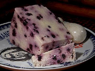 Photo Blueberry White Stilton Food
