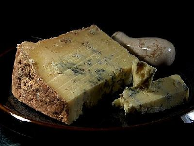 Photo Dorset Blue Vinny Cheese Food
