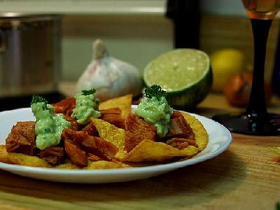 Photo Nachos 2 Food