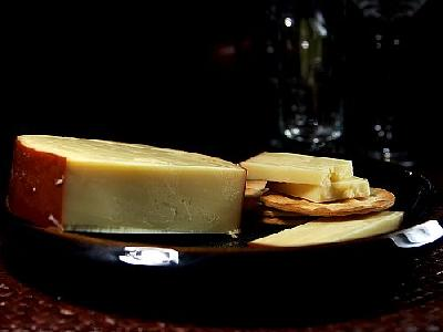 Photo Smoked Gouda Cheese Food