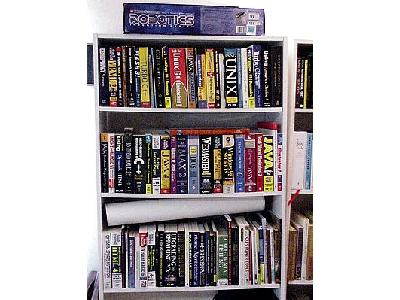Photo Bookshelf Interior