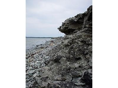 Photo Rocky Shore Landscape