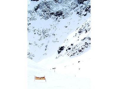 Photo Ski In The Alps Landscape