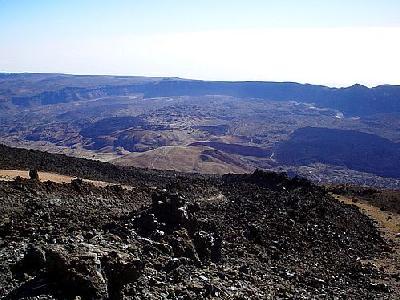 Photo Volcanic Landscape 2 Landscape
