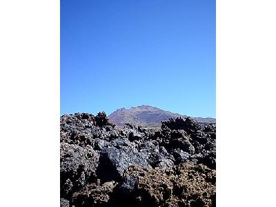 Photo Volcanic Mountain 2 Landscape