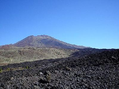 Photo Volcanic Mountain 3 Landscape