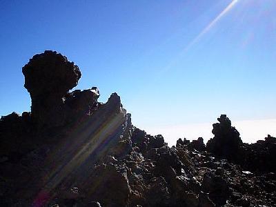 Photo Volcanic Stones Landscape