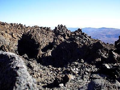 Photo Volcanic Stones 2 Landscape