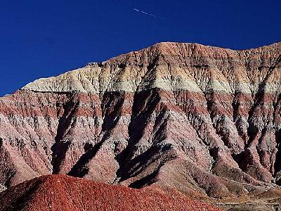 Photo Painted Desert Landscape