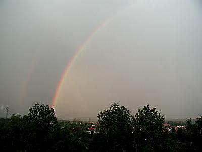 Photo Rainbow 8 Landscape