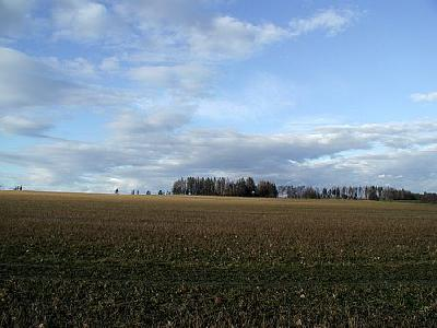Photo Field 6 Landscape