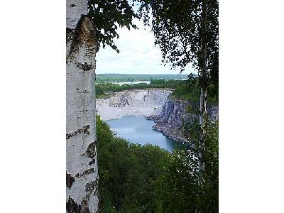 Photo Limestone Quarry 2 Landscape