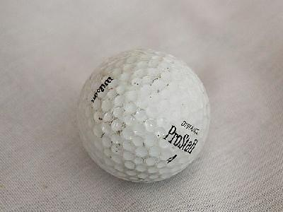 Photo Golf Ball 2 Object