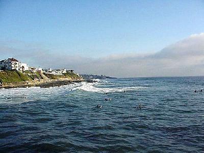 Photo Ocean Beach Ocean