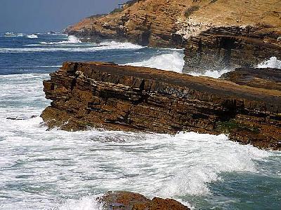 Photo Ocean Rocks Ocean