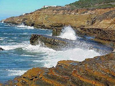 Photo Ocean Rocks 3 Ocean