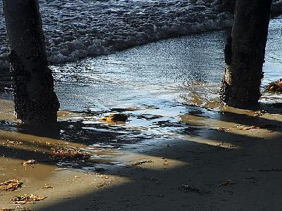 Photo Pier Ocean