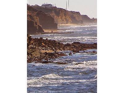 Photo Sunset Cliffs Ocean