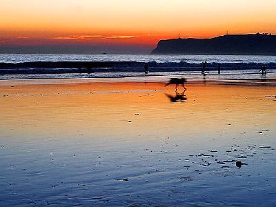 Photo Point Loma Ocean