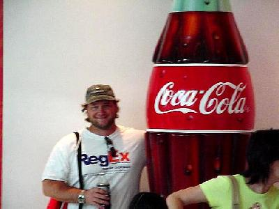 Photo Coke World 2 People