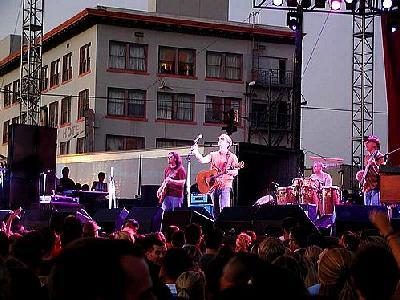 Photo Concert 3 People