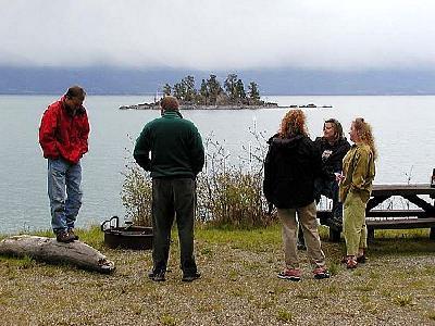 Photo Lake People People