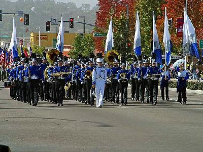 Photo Marching Band People