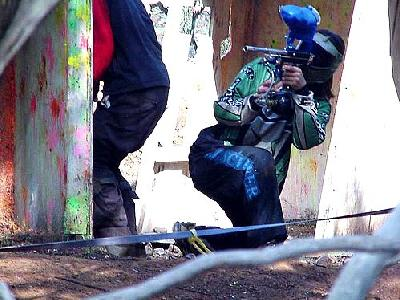 Photo Paintball 10 People