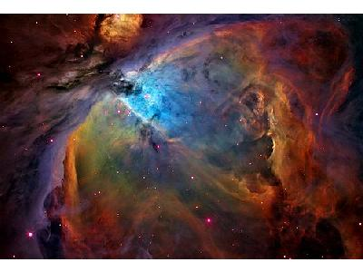 Photo Orion Nebula Space