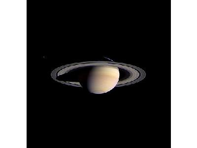 Photo Saturn Space