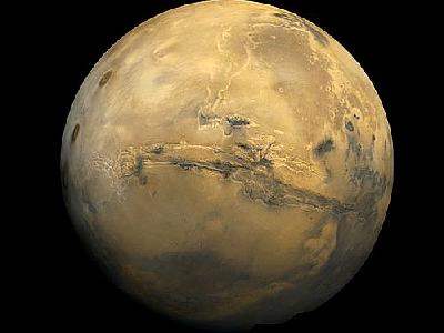 Photo Mars Space